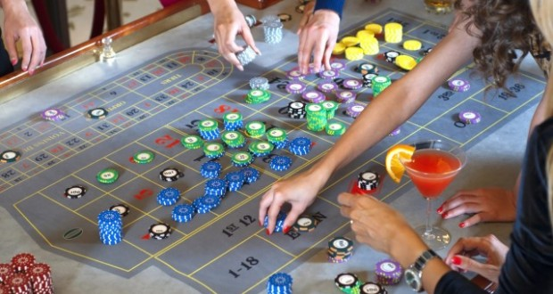 Gambling revenue 2013
