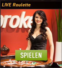 Ladbrokes Live Roulette