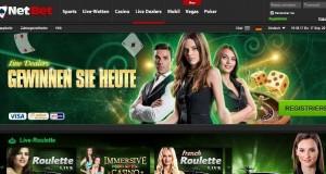 NetBet Casino Titel