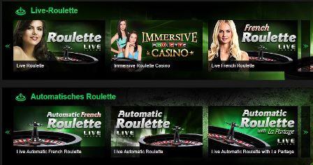 Netbet Casino Roulette