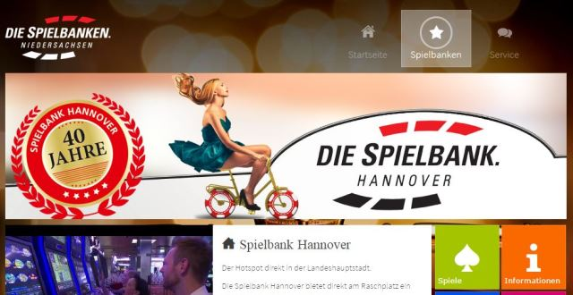 Spielbank Hannover Permanenzen