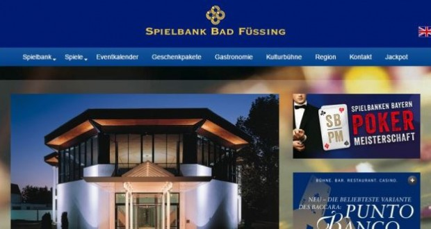 Spielbank Bad Fussing