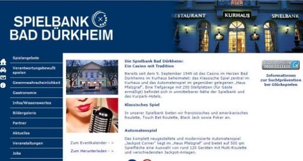 Spielbank Bad DГјrkheim