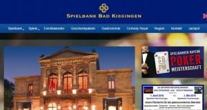 Spielbank in Bad Kissingen