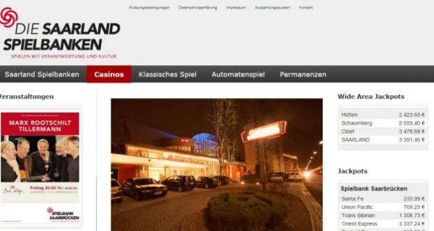Permanenzen Spielbank Saarbrücken