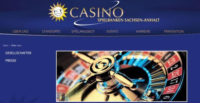 Spielbanken Saarland