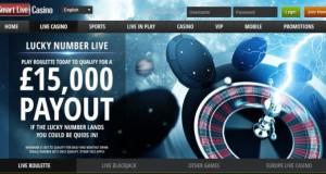 SmartLive Casino Roulette Bonus