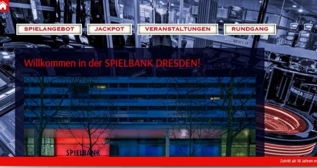 Spielbank in Dresden