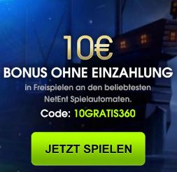 Bonus ohne Einzahlung bei NetBet