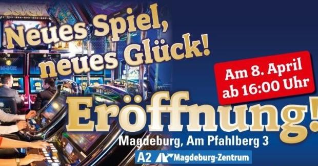 Merkur Spielbank in Magdeburg