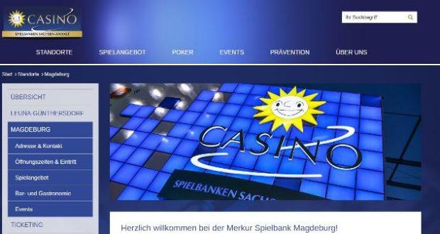 Merkur Spielbank Magdeburg