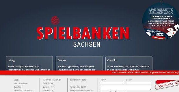 Spielbank in Chemnitz