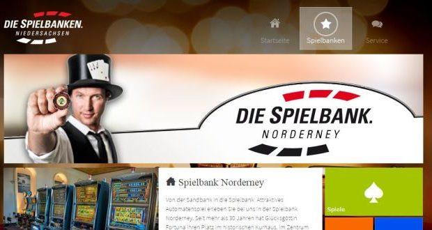 Spielbank in Norderney